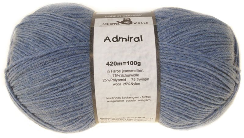 ADMIRAL jeans marl 4653M