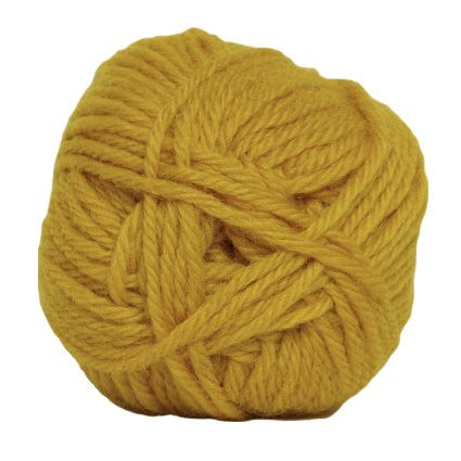 Hjertegarn LIMA canary yellow