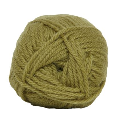 Hjertegarn LIMA light olive green