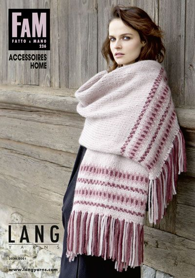 Lang Yarns FAM 226 Home & Accessories