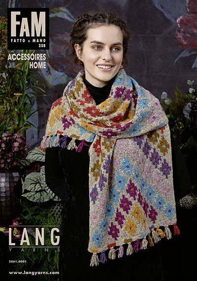 Lang Yarns FAM 258 Accessories & Home