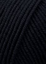Lang Yarns MERINO 120 black 4