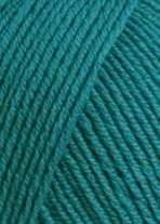 Lang Yarns MERINO 150 teal 272