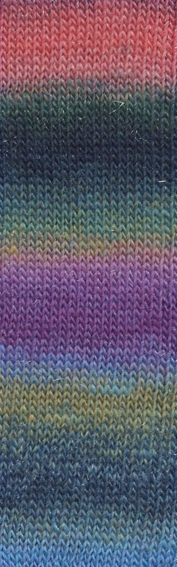 Lang Yarns MILLE COLORI Socks & Lace LUXE 52
