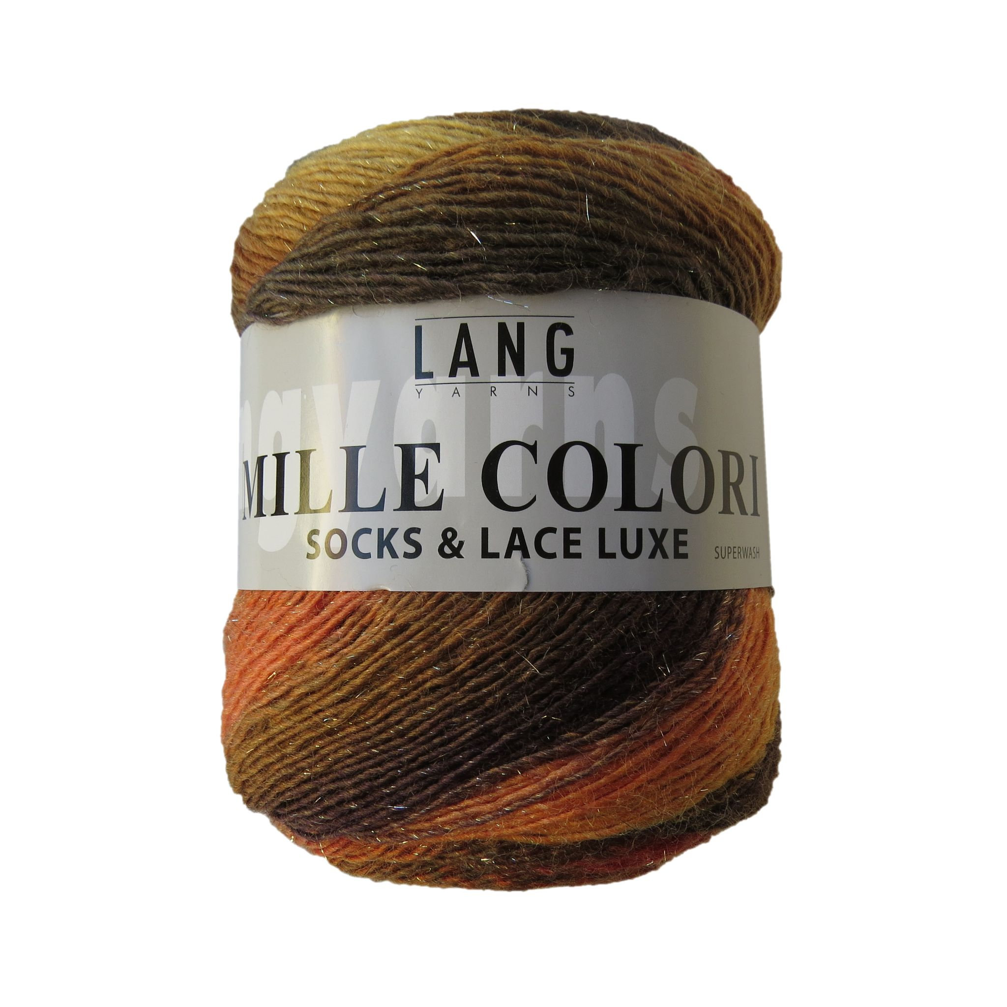 Lang Yarns MILLE COLORI Socks & Lace LUXE 68