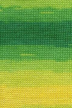 Lang Yarns SOL degradé - yellow/green 17