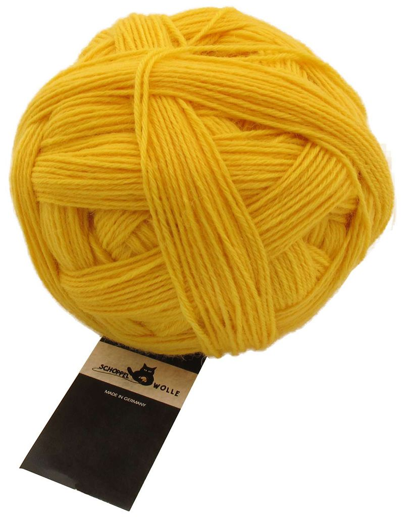 Schoppel-Wolle ADMIRAL 6-ply buttercup yellow