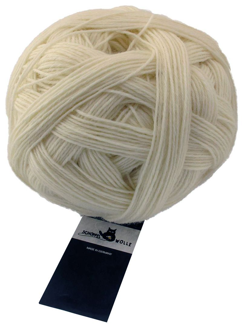 Schoppel-Wolle ADMIRAL 6-ply natural