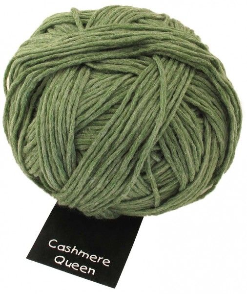 Schoppel-Wolle CASHMERE QUEEN forest 6165