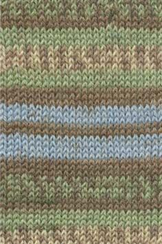 SUPER SOXX ALPACA green/brown print 54