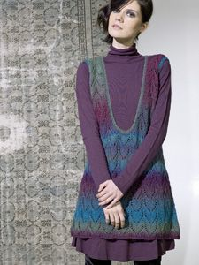TOSCA LIGHT TUNIC Free Pattern