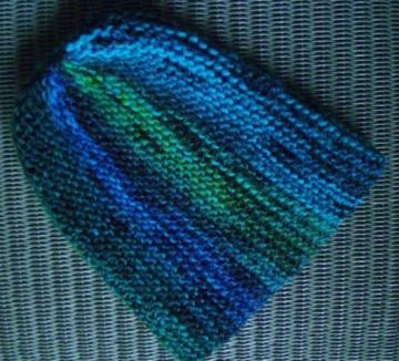 WEST SLOUCH BEANIE Free Pattern